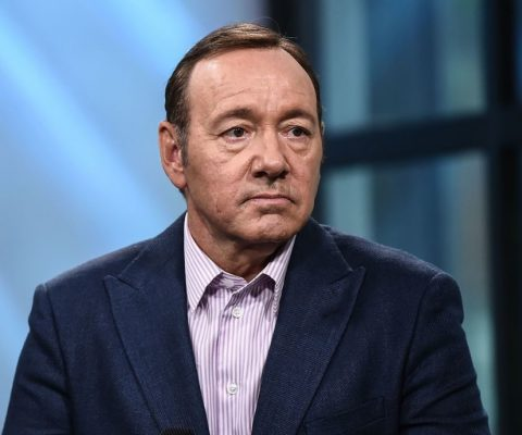 Portrait of Kevin Spacey at the V&A museum raises questions