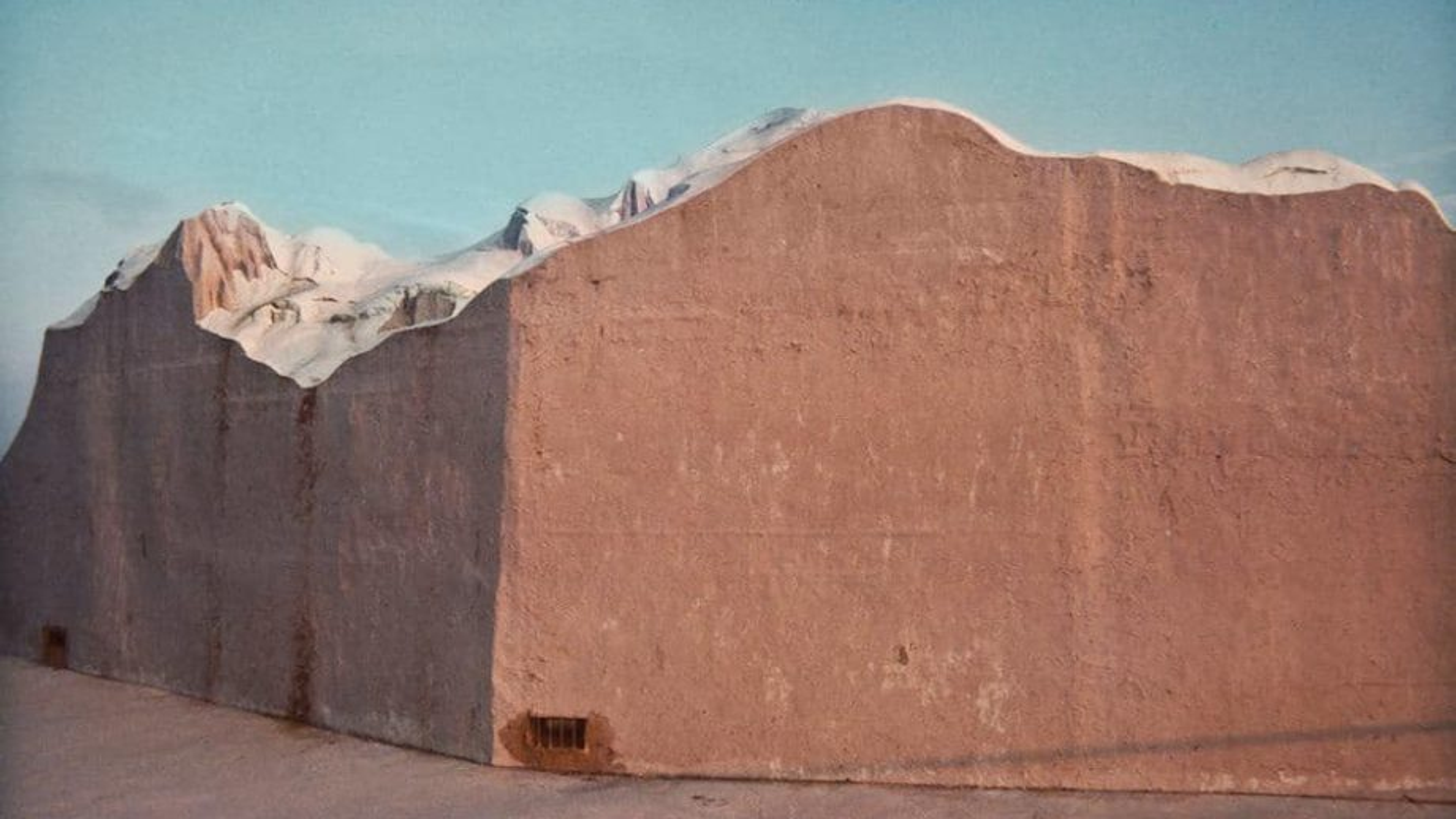 "Colour pioneer Luigi Ghirri's ""The Map and the Territory"""