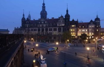 Update: police search Berlin café in relation to Green Vault heist in Dresden