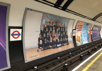 Steve McQueen's Year 3 project takes over Tate and tube