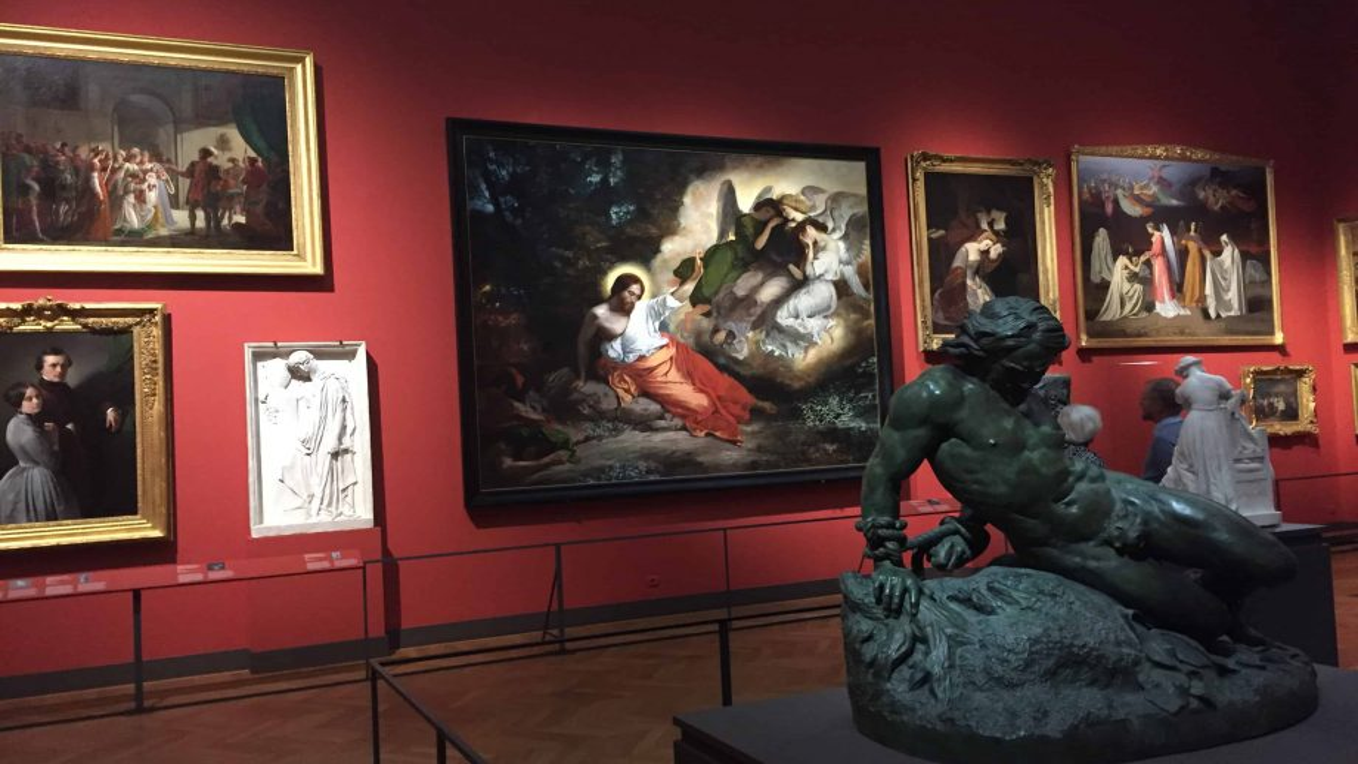 1815 – 1848: Paris amidst excitement and historicism