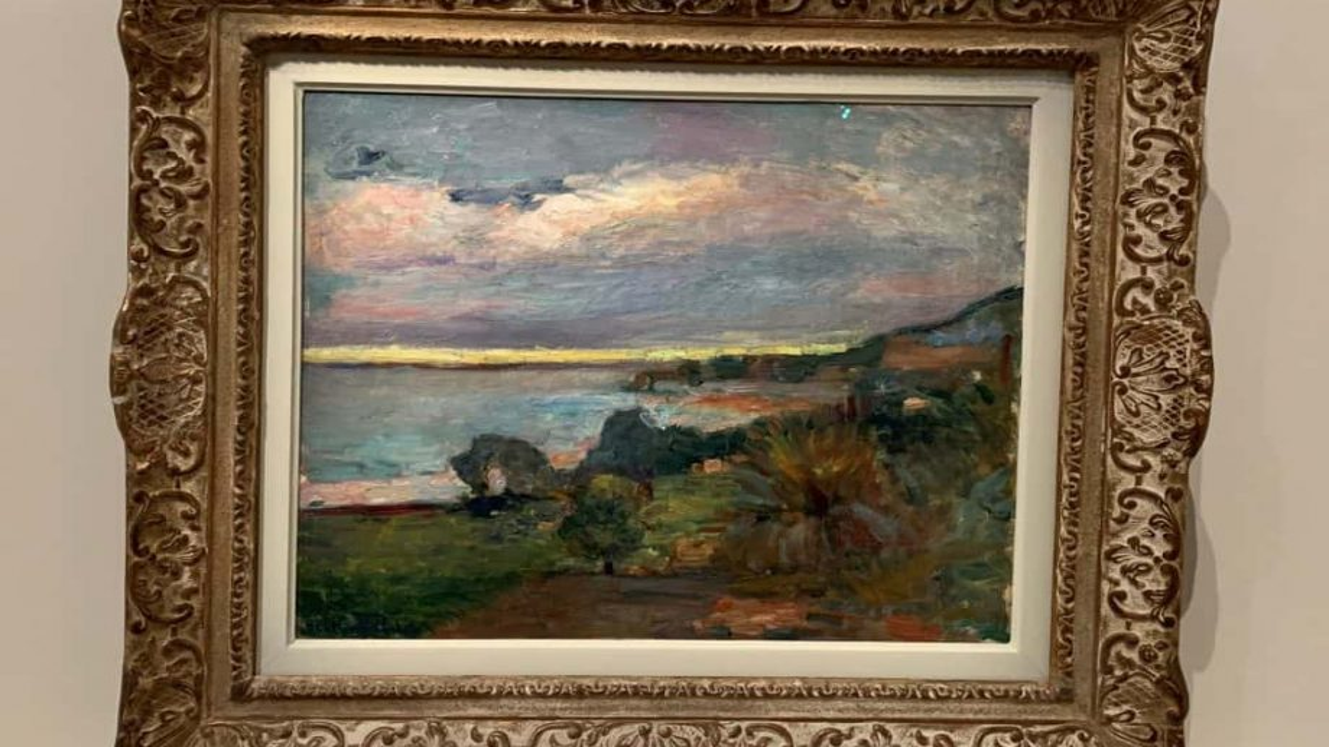 Quand Matisse peignait la Corse