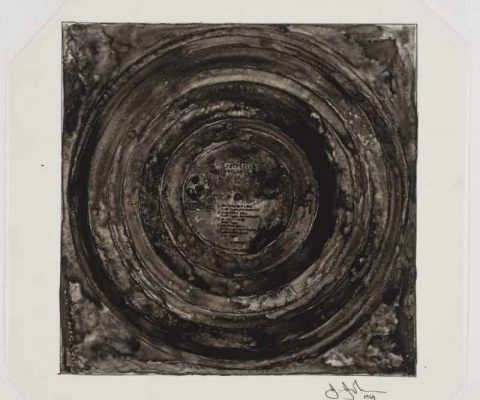 'The Condition of Being Here': a retrospective of Jasper Johns drawings