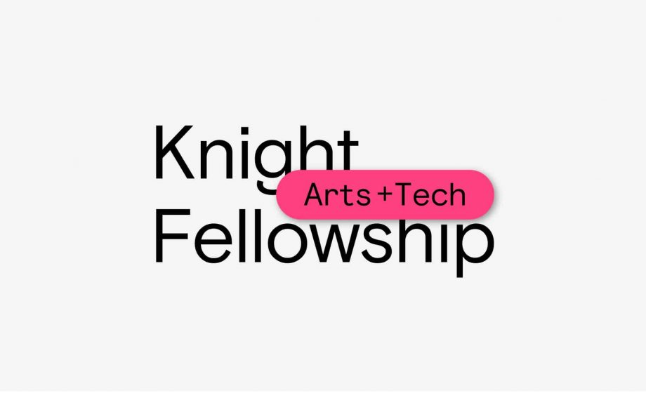 The Knight Foundation announces first five innovative artists to receive its inaugural Knight Arts + Tech Fellowship