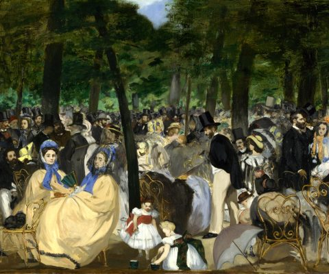 'Music in the Tuileries Gardens' to travel to Ireland ahead of Brexit