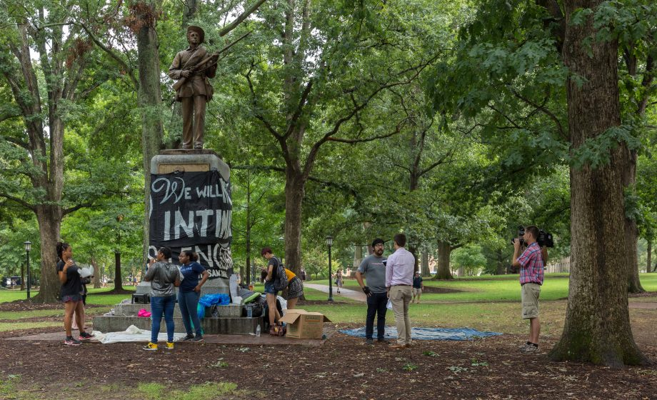 Plans for a North Carolina museum to house a controversial Confederate monument rejected