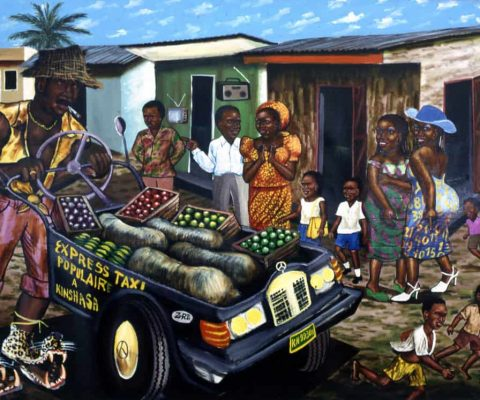 Highlights of Jean Pigozzi's collection of African contemporary art on view in Zurich