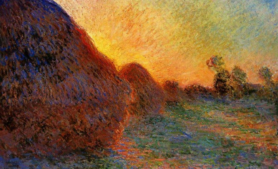 Stacks on (hay)stacks: Monet's 'Meules' priced at $55 million