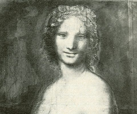 Researchers may have determined that the Monna Vanna was drawn by Leonardo da Vinci