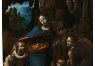 Research shows complete under drawings in Leonardo da Vinci's 'The Virgin of the Rocks'