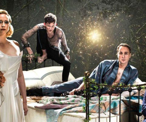 National Theatre's Midsummer Night's Dream leaves a morning haze