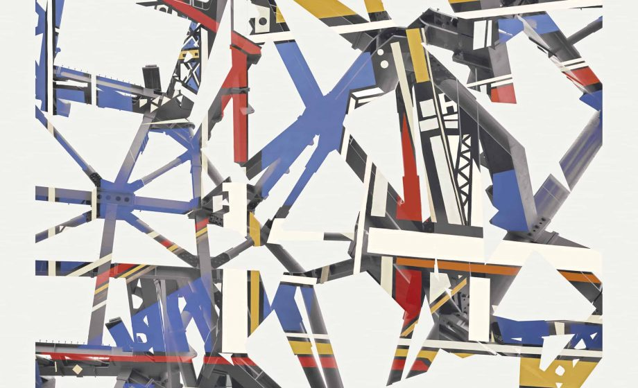Stéphane Couturier at galerie RX and the Fernand Léger National Museum