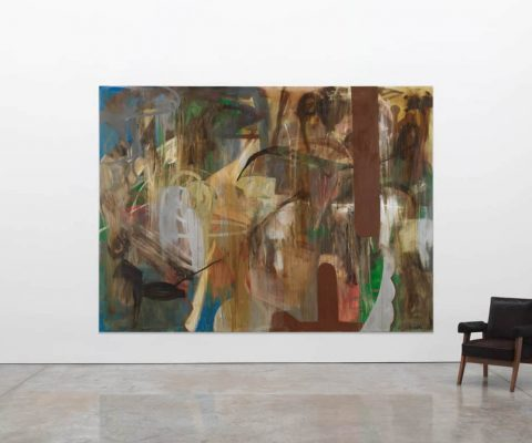 Gagosian sets a new record for Albert Oehlen, and it all happened online