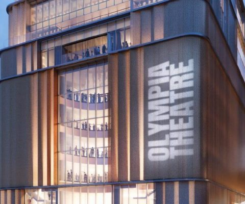 New Olympia Theatre announced for 2025 in London