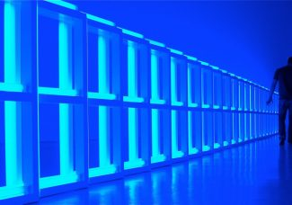 Dan Flavin's light