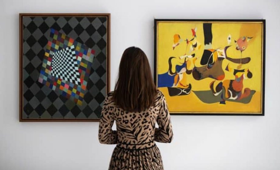 Gorky, Kandinsky Works to Make First Public Appearance Since 1970s at Sotheby's London