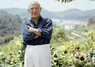 """Exhibit: """"Picasso in the eye of Willy Rizzo"""" an interview with Dominique Rizzo"""
