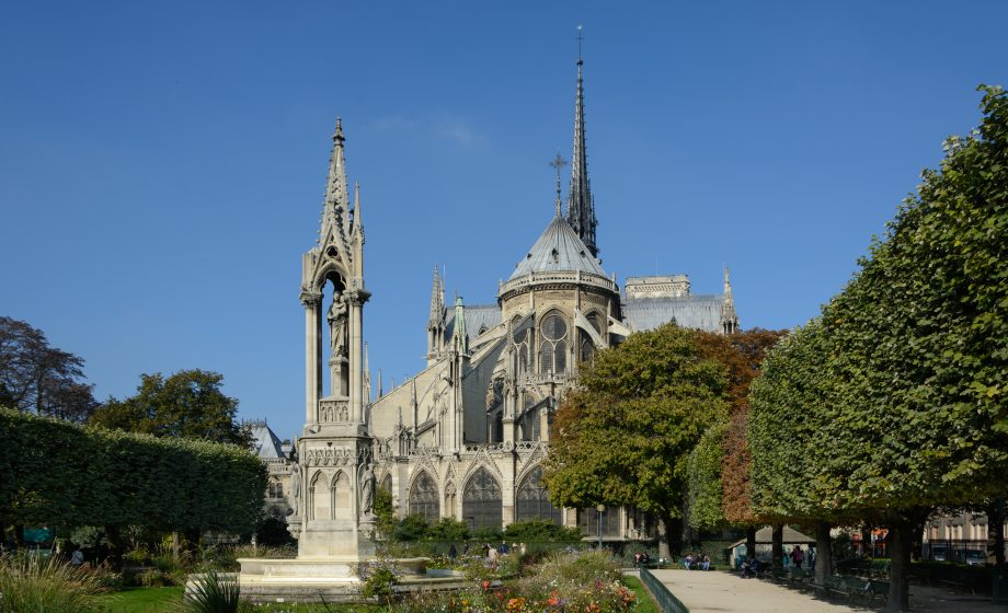 French Parliament passes bill aiding Notre Dame's  reconstruction