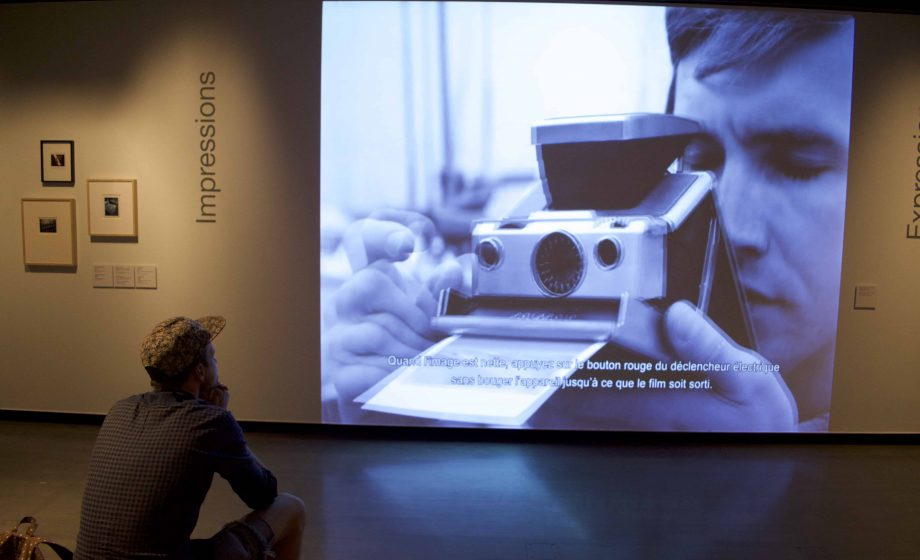 The Polaroid Project- A snapshot of instant history