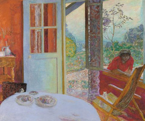 Pierre Bonnard: The bright memories of a troubled soul
