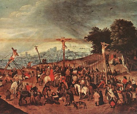 Police trick theives with a fake work by Brueghel