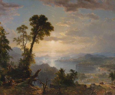 VMFA receives gift of artwork by Asher B. Durand making museum donation history