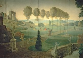 """Rex Whistler mural deemed """"offensive"""" by Tate's own ethics committee"""