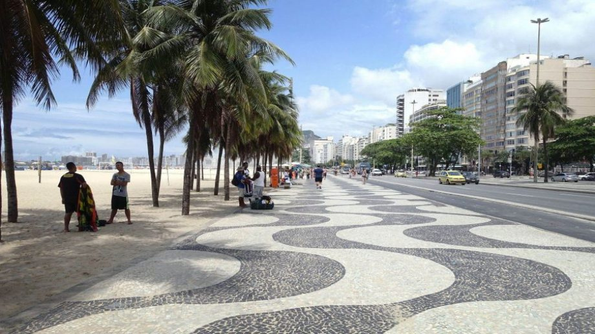 Rio, première capitale mondiale de l'architecture!
