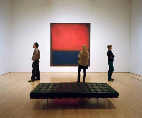 SFMoMA to Sell 1960 Rothko to Help Diversify its Collection