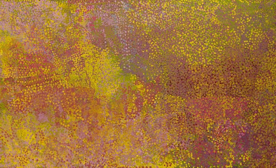 Sotheby's Aboriginal Art sale brings in $2.8 million
