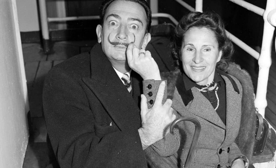 Magic Art comes to Moscow- a retrospect of Salvador Dalí