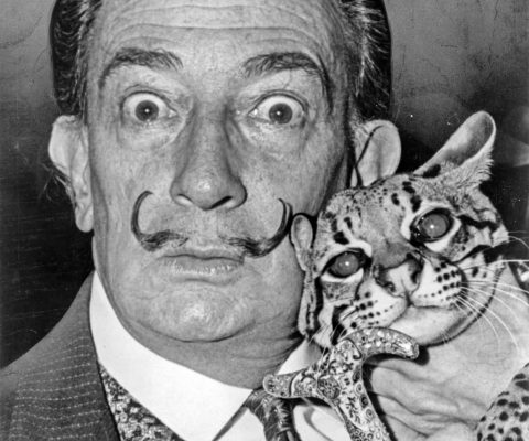 Works by Salvador Dalí stolen from Stockholm gallery