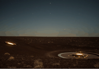 """James Turrell's """"Roden Crater"""" will See the Light"""
