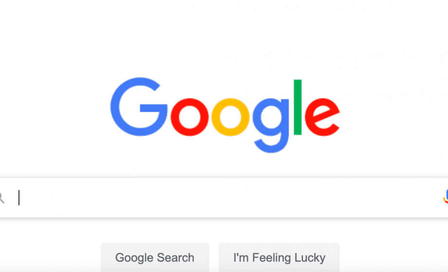 The Google Doodle, then and now