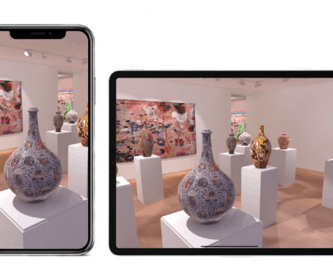 Oliver Miro, son of famed gallerist Victoria Miro, to release XR app, Vortic