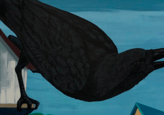 New paintings by Kerry James Marshall reference the ornithological works of John James Audubon