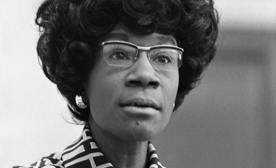 Proposals for NYC sculpture honouring Shirley Chisholm released
