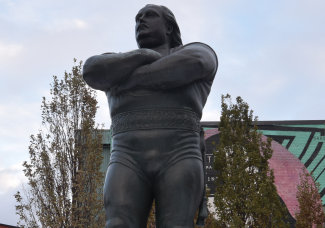 The statues and sculptures of Montreal