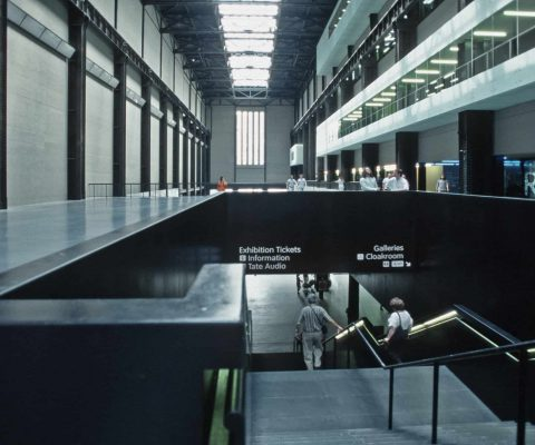Tate Modern edges out British Museum for top attendance spot