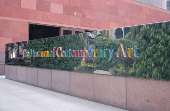 LA's Museum of Contemporary Art to recognize union