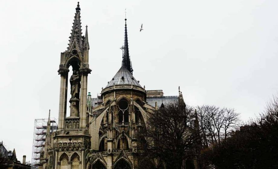Saving Notre Dame: Damages, Renovations, and a Brilliant Future