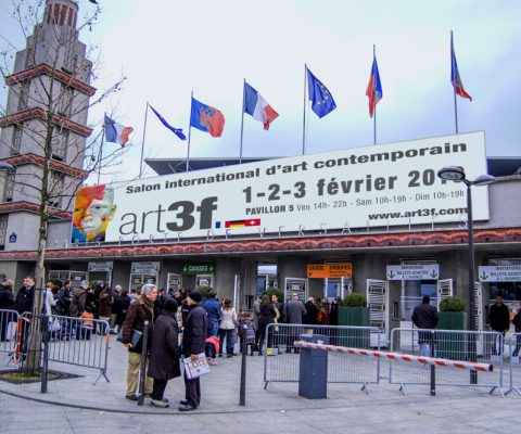 Art3F : un salon international d'art contemporain itinérant