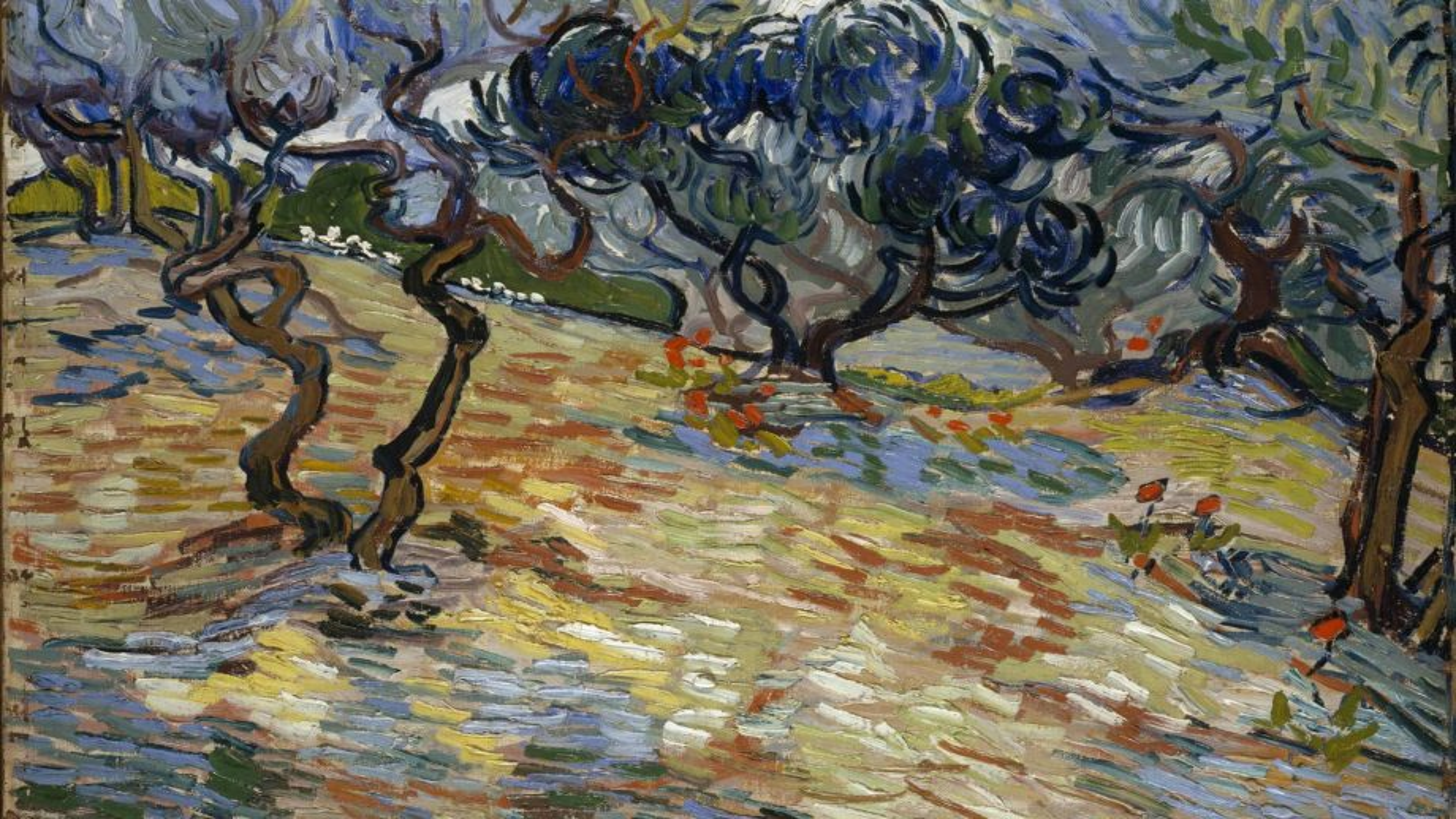 De Munch à Van Gogh, flâneries londoniennes
