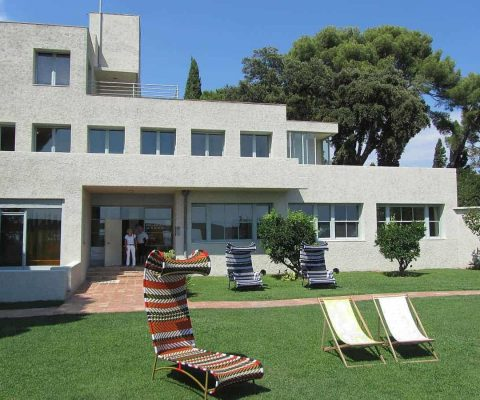 A Hotspot for contemporary art  in the south of France: Villa Noailles