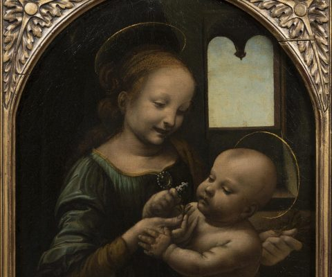The Hermitage lends three works by Leonardo da Vinci