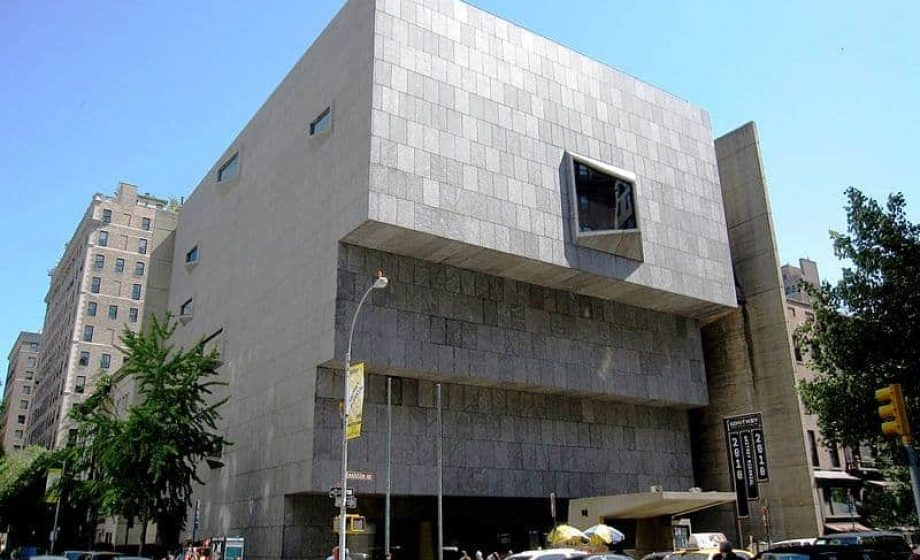 Protesters call to 'decolonize' the Whitney starting with museum board vice chairman