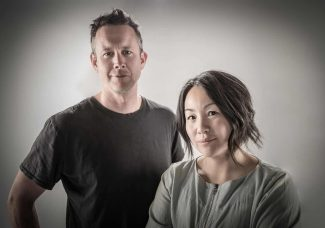 Siminovitch Prize in Theatre winners for 2019- Maiko Yamamoto and James Long