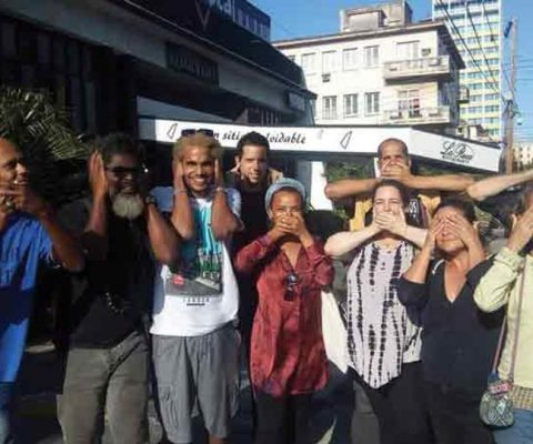 Tania Bruguera and fellow artists released from Cuban jail