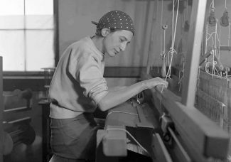 Anni Albers made in London
