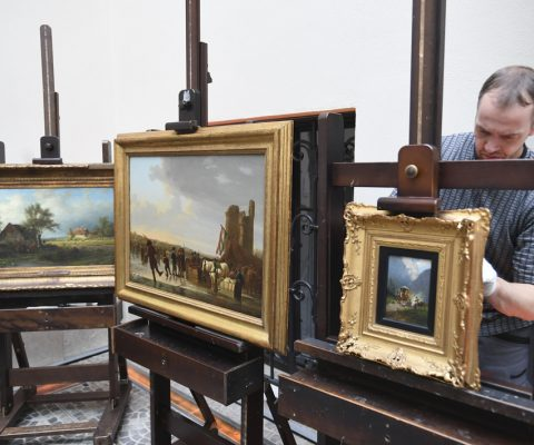 Nine Nazi-looted artworks returned by Munich institutions